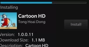 cartoon HD APP for Laptop