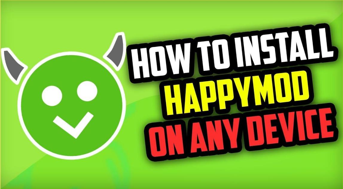 Install HappyMod APK